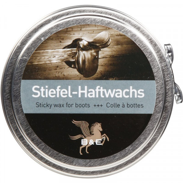 B&E Stiefel-Haftwachs