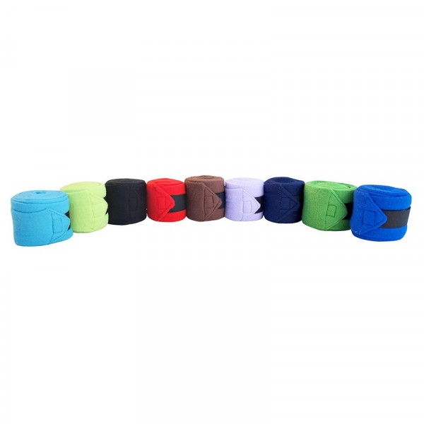Miniline, Fleece Bandagen (4er Set)